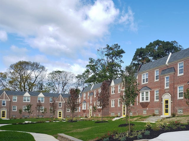 Canterbury Apartments