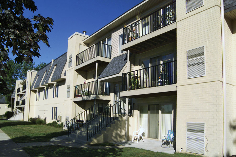 Newark Delaware Apartments Cooper S Place The Galman Group