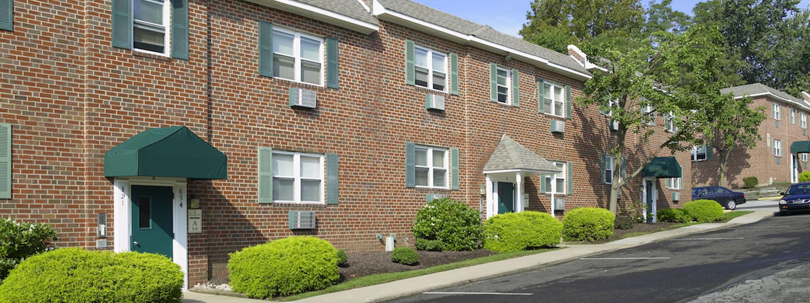 Northeast Philadelphia Apartments | Hampton Gardens | The Galman Group