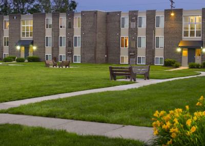Lion's Gate Apartments