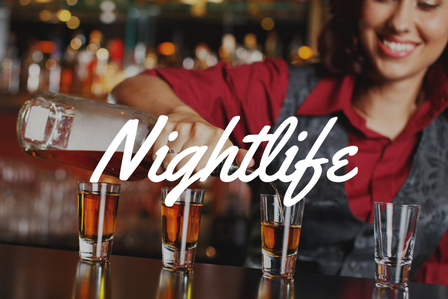 Neighborhood Nightlife Options