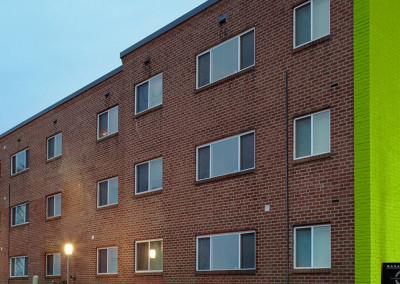 The Ridge Apartments