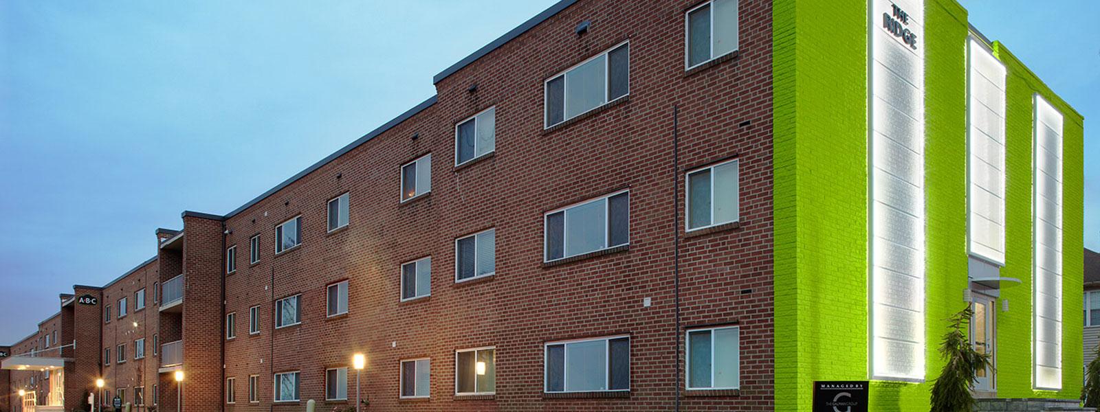 Apartments In Roxborough Pa The Ridge Apartments