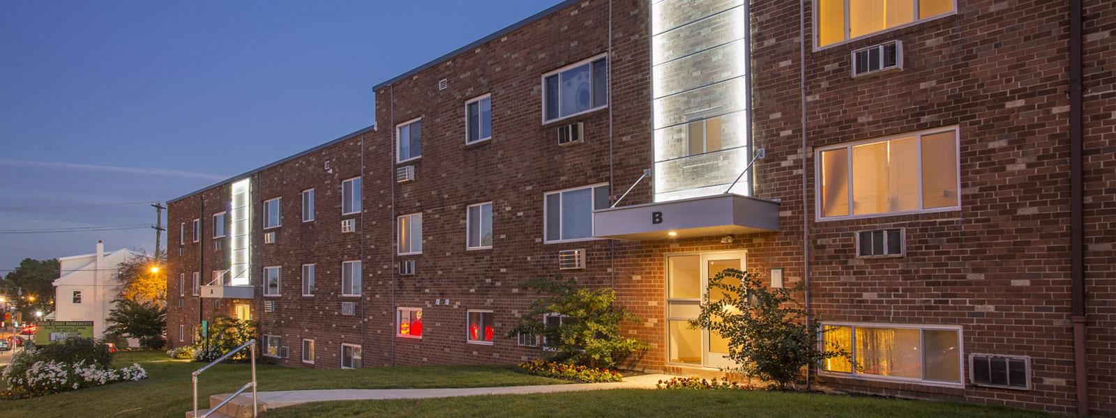 ridge court roxborough apartments near manayunk for rent