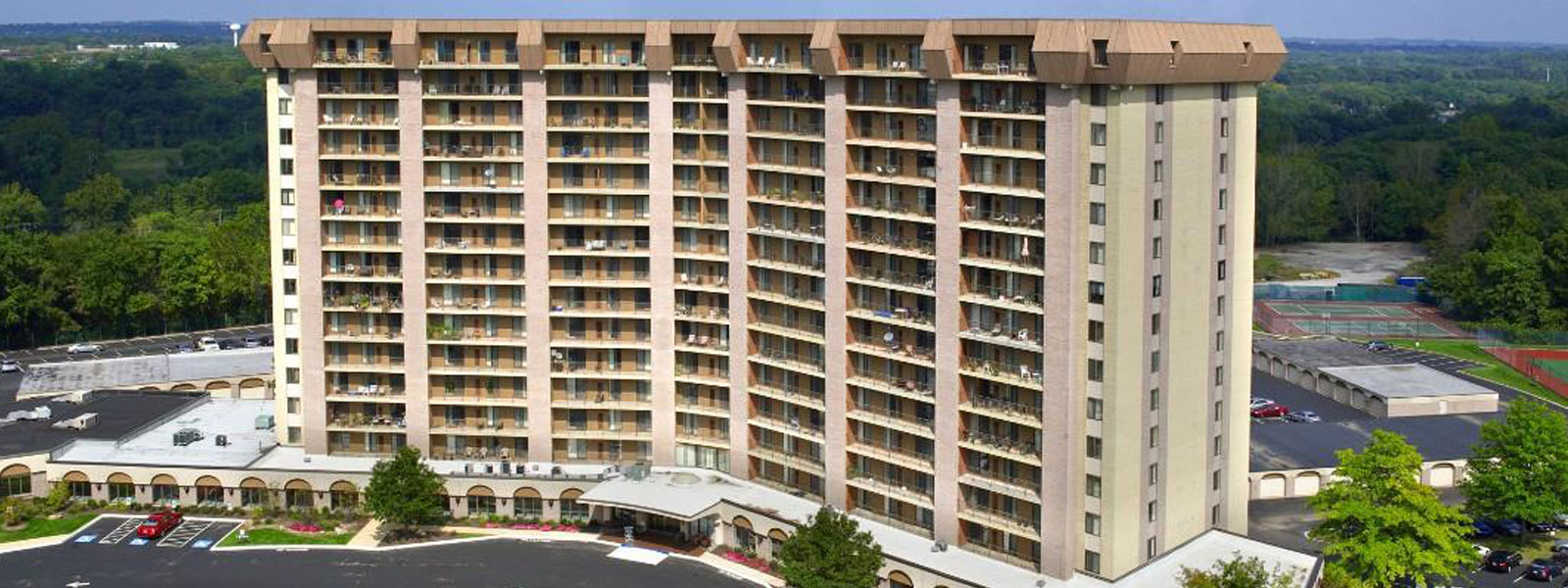 Valley Forge Towers King Of Prussia Apartments