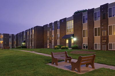 Northeast Philadelphia Apartments Hampton Gardens The