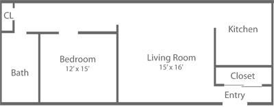 Longford 1 Bedroom