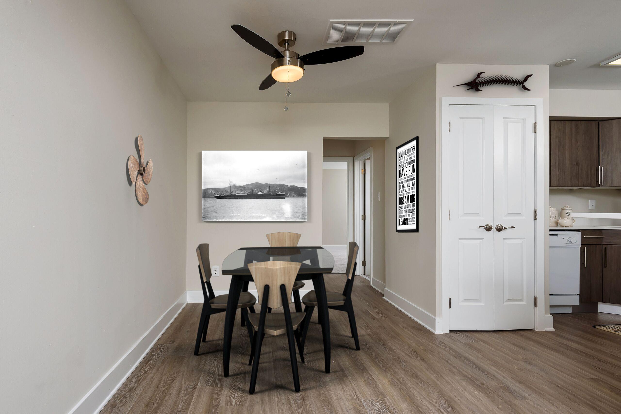 Model- dining room