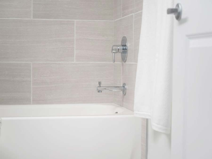 Ambler Crossing bathroom tub shower