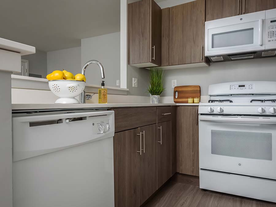 Ambler Crossing kitchen appliances