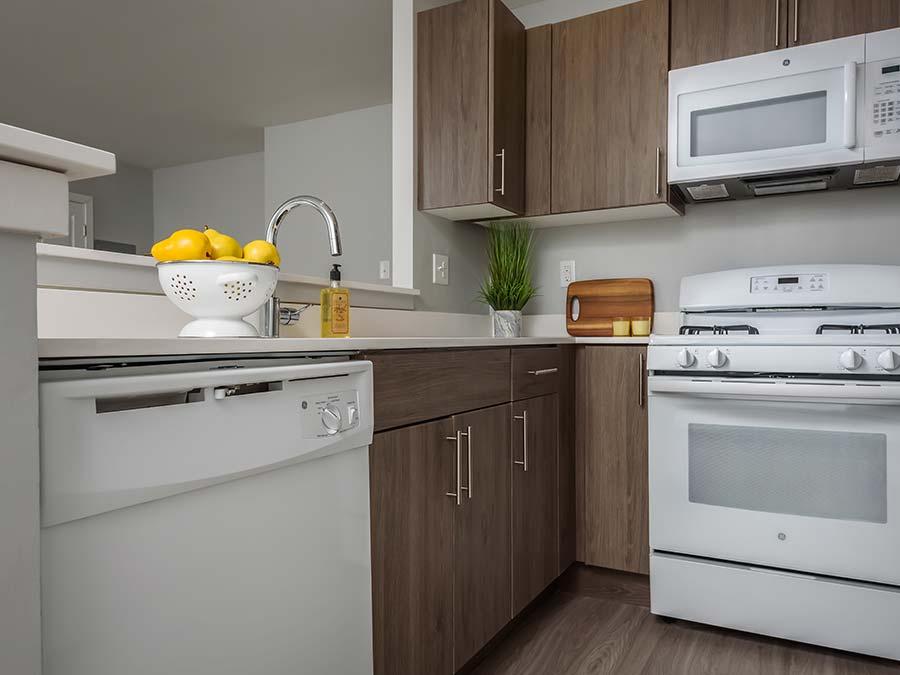 Ambler Crossing kitchen appliances
