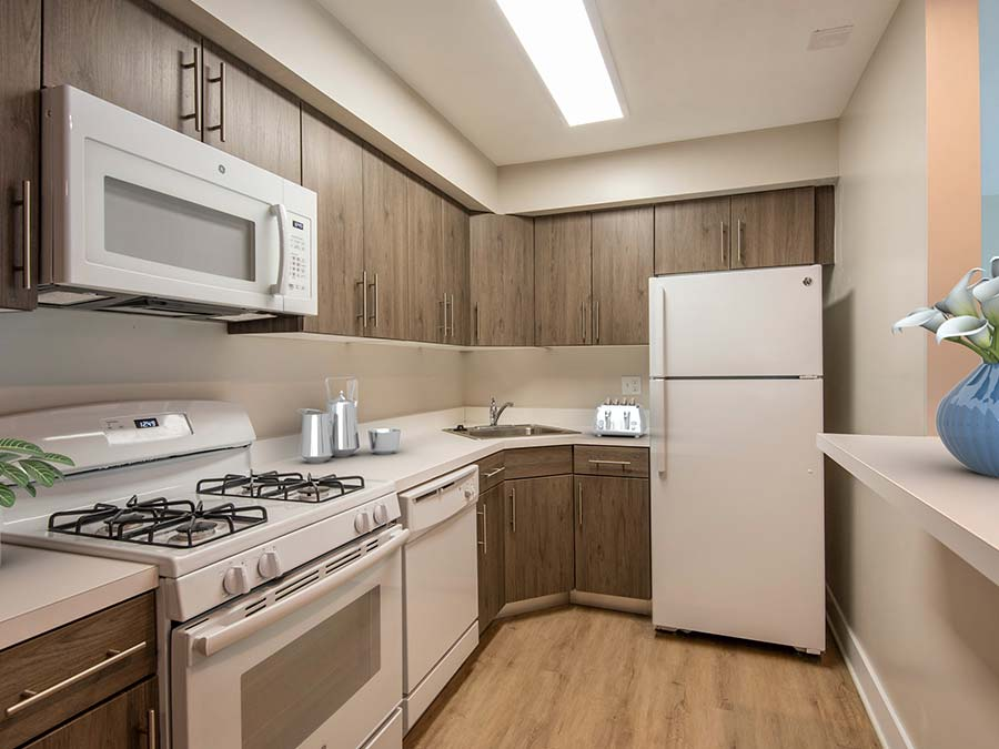 kitchen of apartments in Newark DE kitchen of apartments in Newark DE