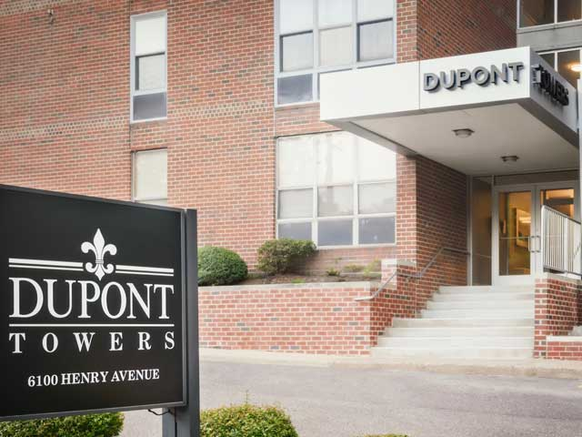 DuPont Towers Apartments Philadelphia, PA