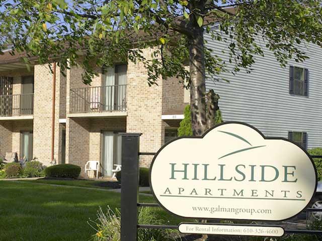 Pottstown & Stowe Apartments | Hillside Apartments | The ...