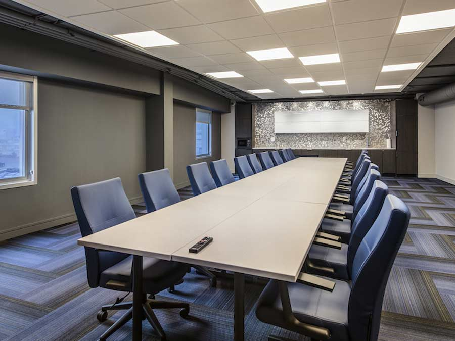 The Pavilion conference room