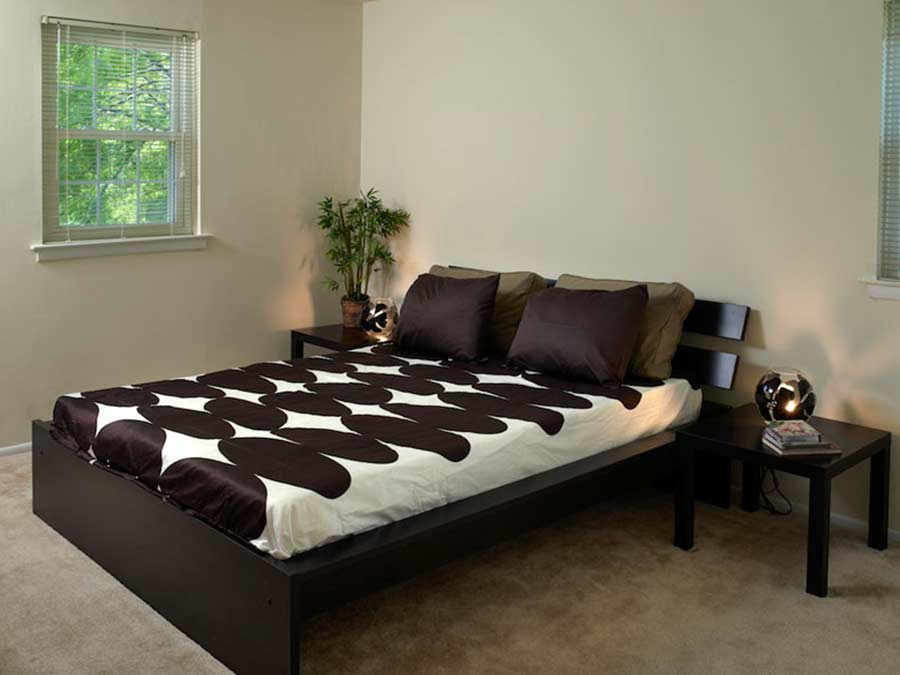 Pottsgrove Townhomes bedroom