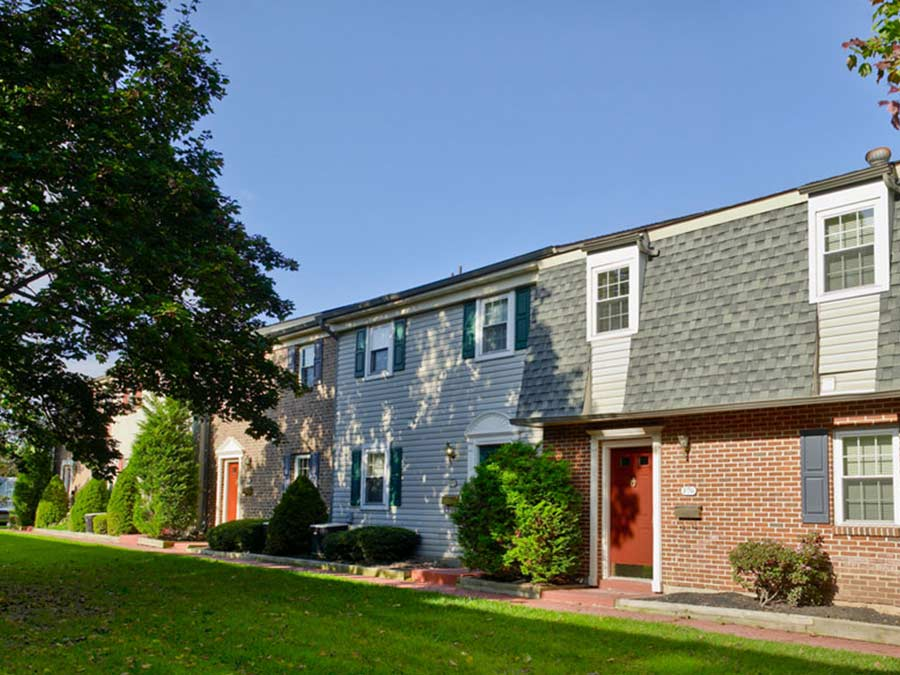 Pottsgrove Townhomes exterior property