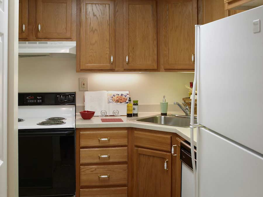 Pottsgrove Townhomes kitchen