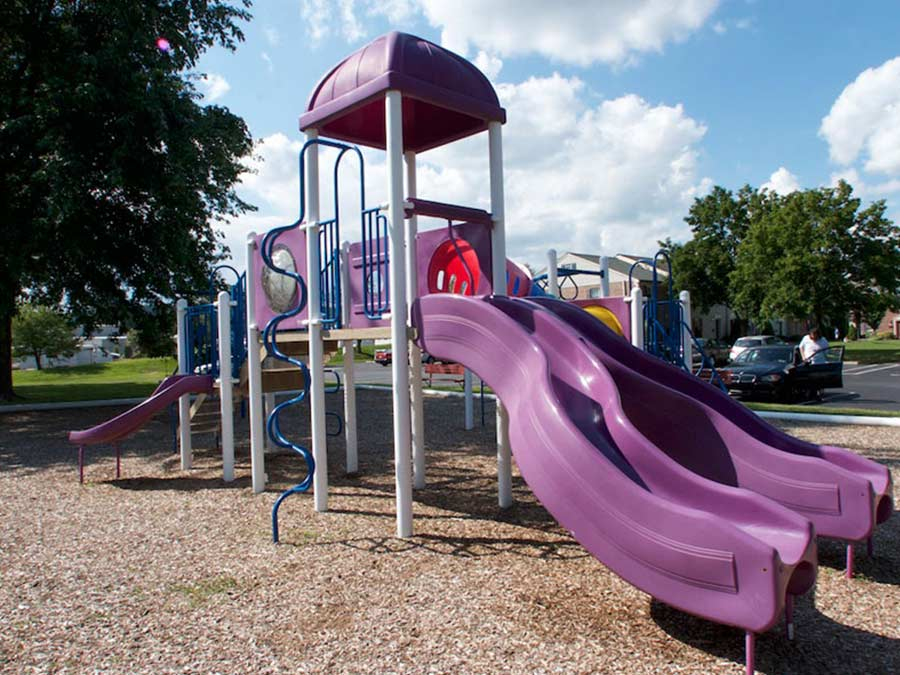 Pottsgrove Townhomes playground
