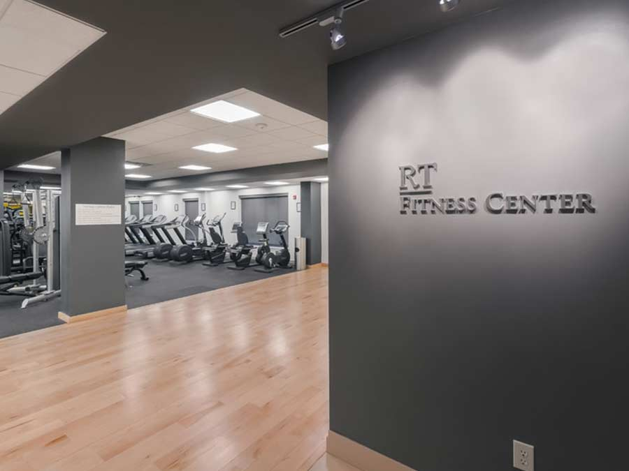 Regency Towers Fitness Center