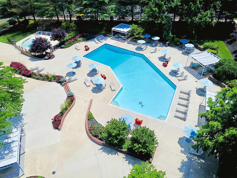 Regency Towers Swimming Pool