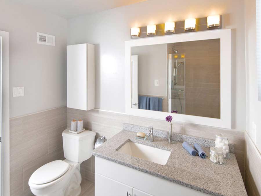 Westfield Apartments bathroom