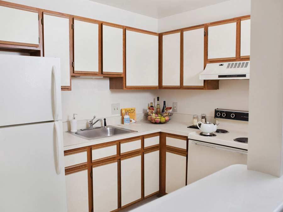 Westfield Apartments kitchen