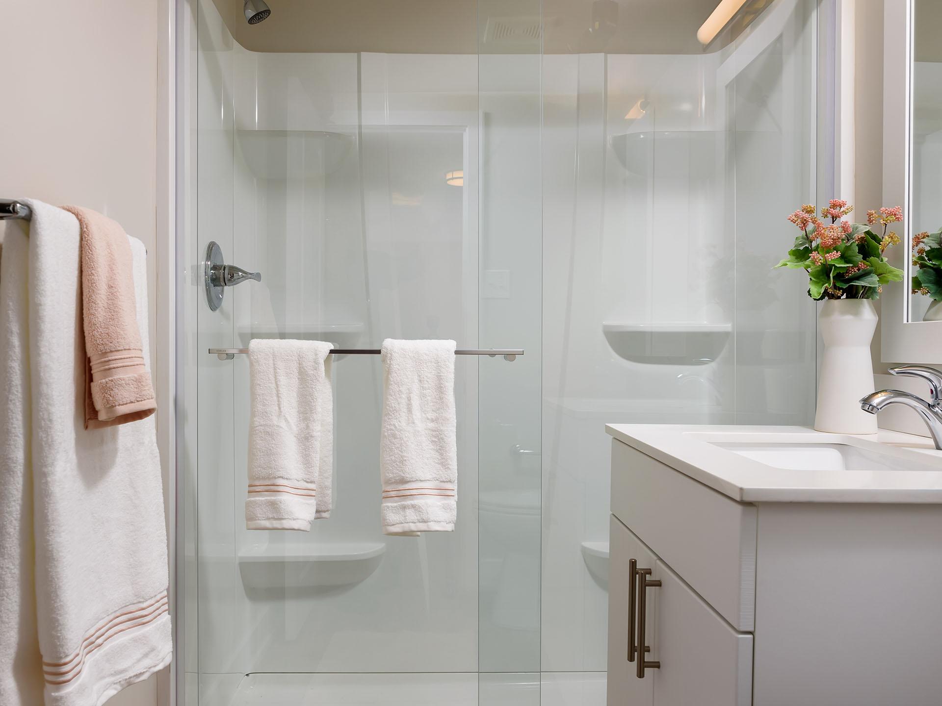 Lehigh Flats - Bathroom