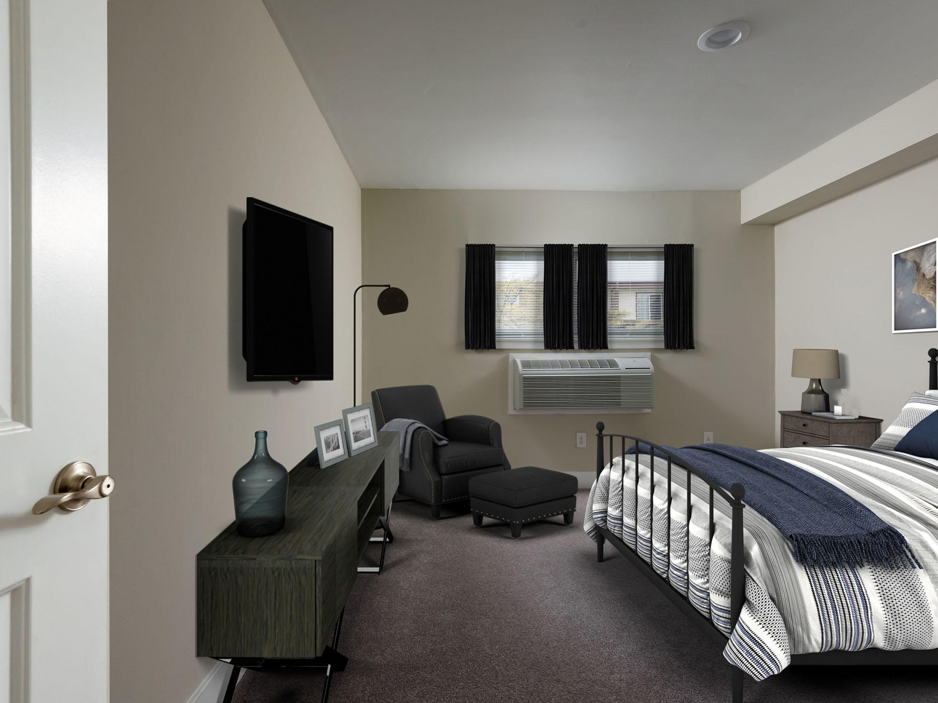 Thorn Flats - Bedroom 2