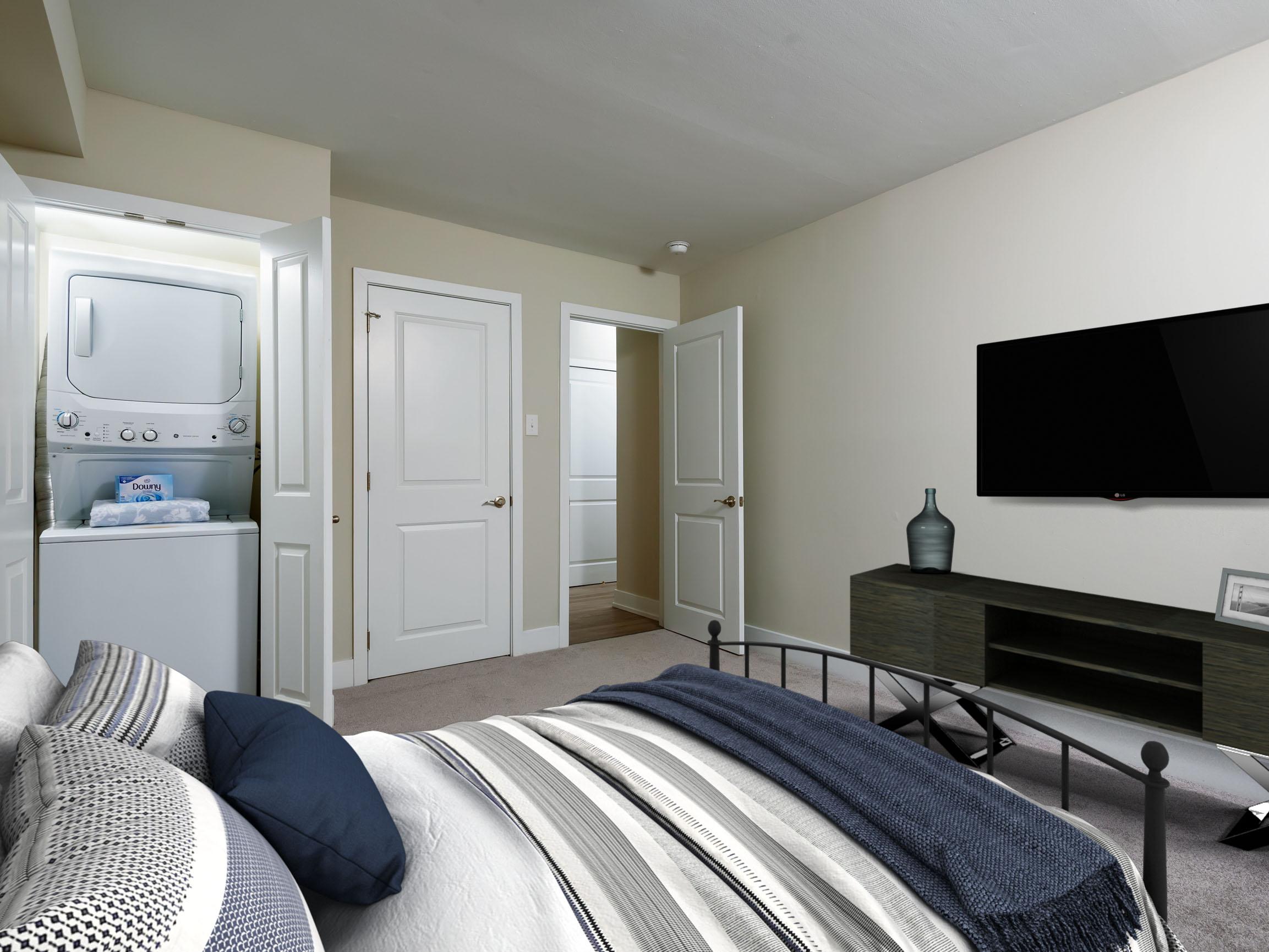 Thorn Flats - Bedroom