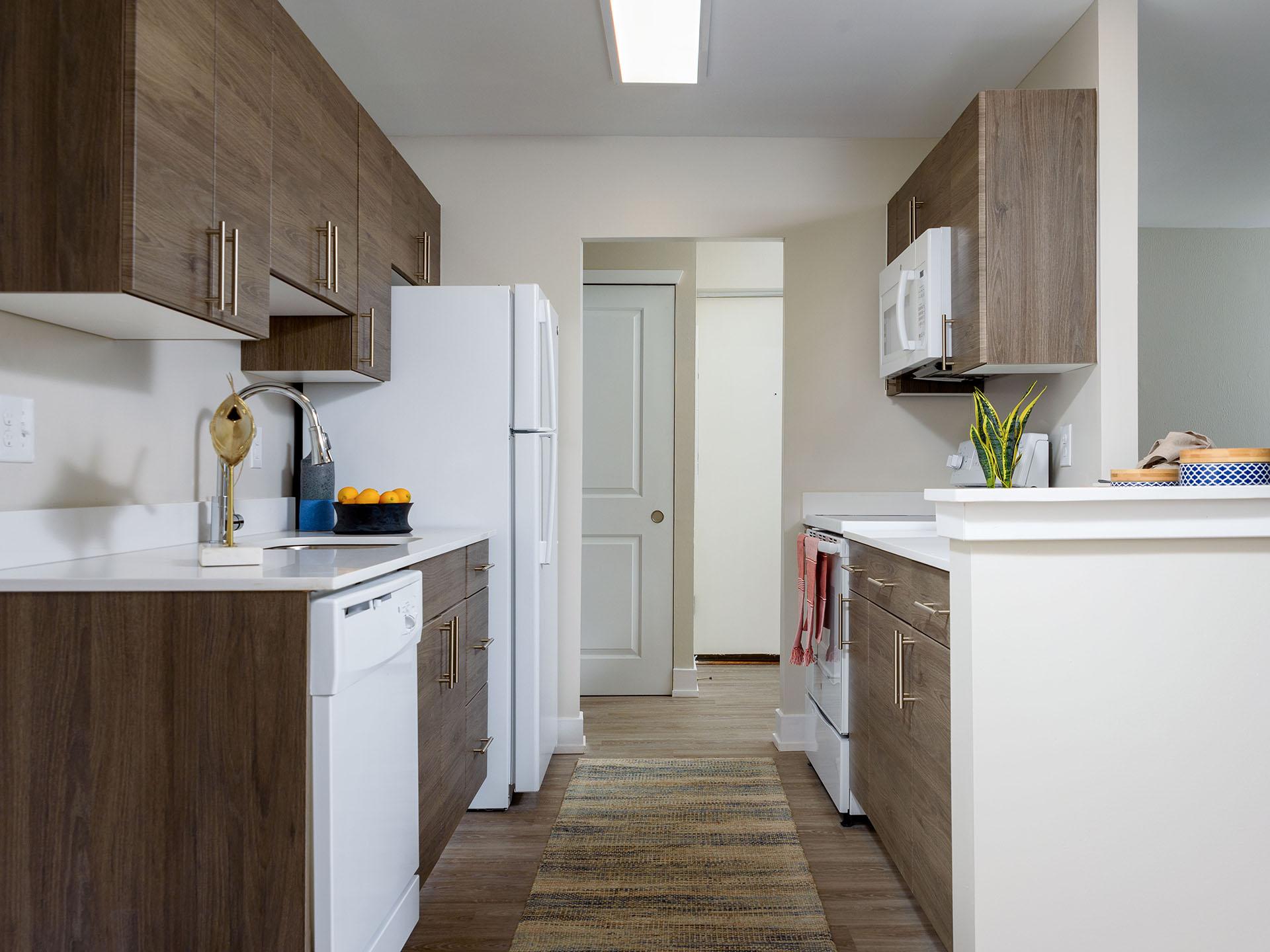 Thorn Flats - Kitchen