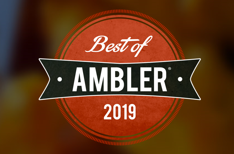 Winner - Best of Ambler 2017