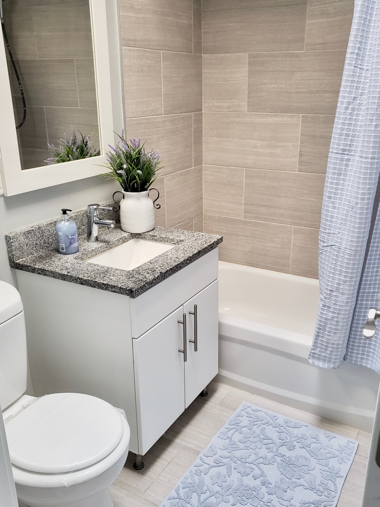 Leverington bathroom